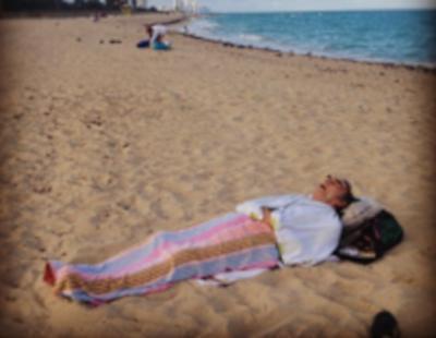 BRUTE ENJOYS MIAMI BEACH